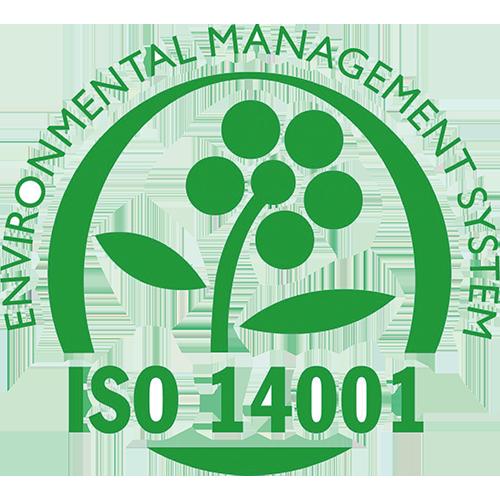 ISO14001國際環境管理系統認證