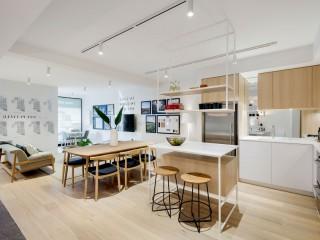 澳洲  自然明亮小清新陽光公寓