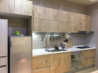 [開箱報告] 北歐木質 清簡機能廚房設計