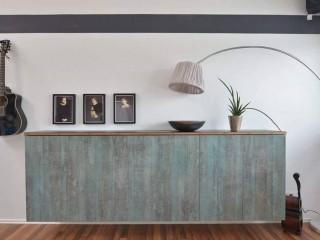 幽美獨特、婉約古典風格櫥櫃設計