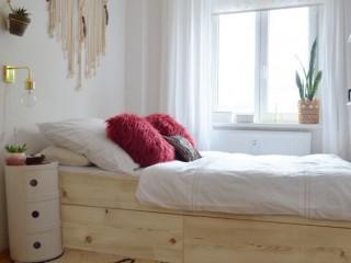 浪漫古樸、自由不羈 波西米亞的夢幻臥室