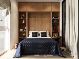 5個歐風質感木質系 小臥房設計