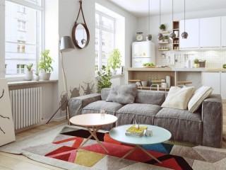 10個讓人週末也想在家耍廢的北歐風設計