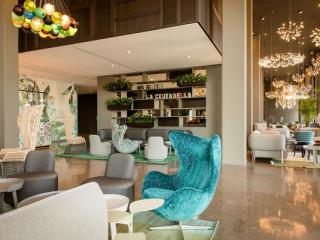 西班牙巴塞隆納 Motel One熱情系設計旅店