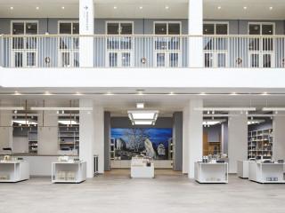 正統丹麥設計風格 哥本哈根國家博物館