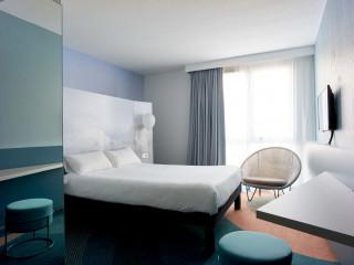 法式微甜平和色彩 簡練優雅飯店設計