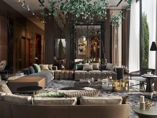 現代風格時髦設計 摩洛哥超奢華豪宅