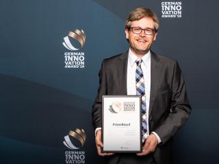 鉑晶板 Primeboard 榮獲2019 德國創新獎