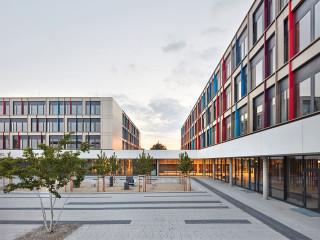 包浩斯設計風格體現 德國Tolkewitz學校體育館