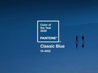 Pantone 2020年代表色 ─ 經典藍 & 配色方案推薦