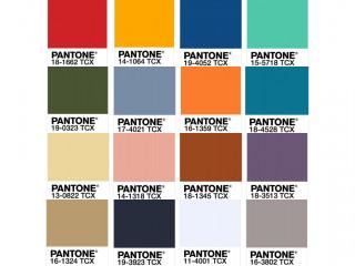 2020 Pantone 春夏流行色應用居家佈置