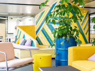 德國時尚電商Zalando新辦公樓  洋溢活力與創意的設計