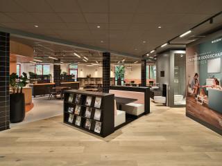 遊走自然與工業風格之間 Geberit現代舒適辦公室設計