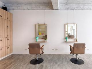 清新氧氣光感美店 韓系風格時髦髮廊