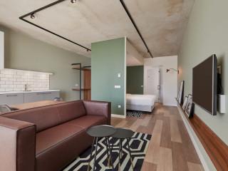 現代簡約X歐洲古典 時髦居家感設計飯店